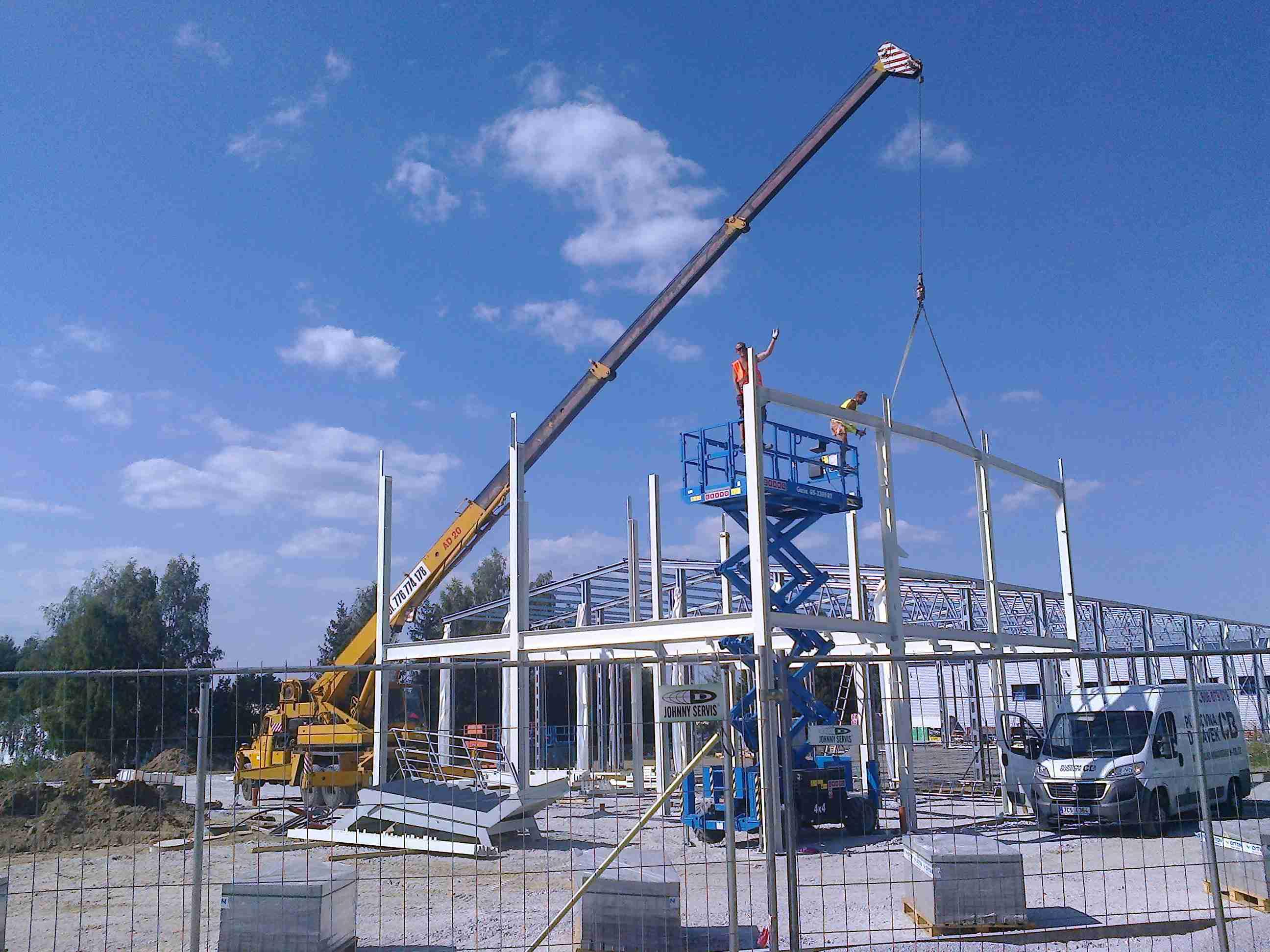 Stavba Pelhřimov (3)
